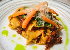 Oxtail Pappardelle