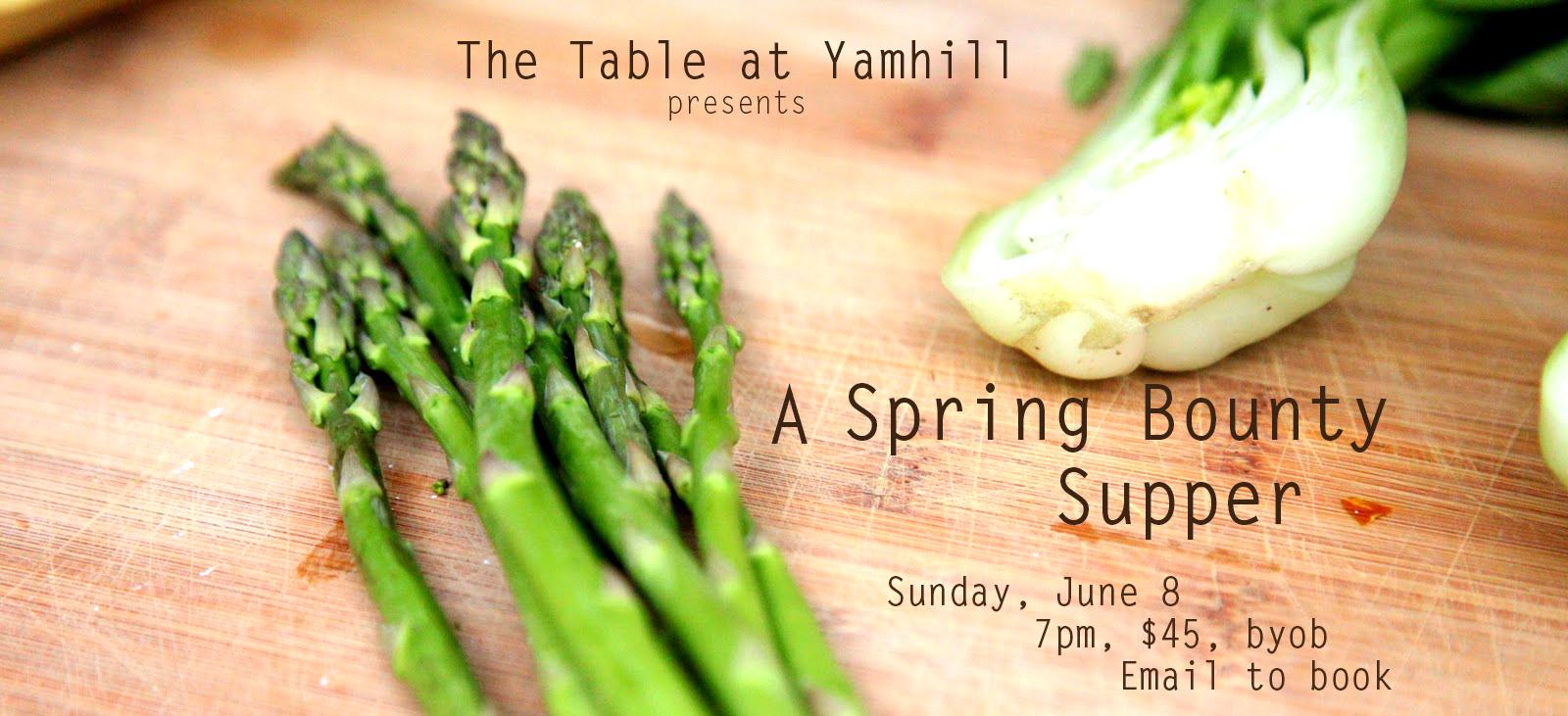 Next Supper – June8