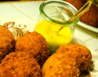 Scotch Egg and Aioli